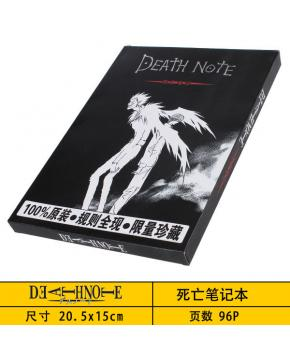 Death Note Notebook A