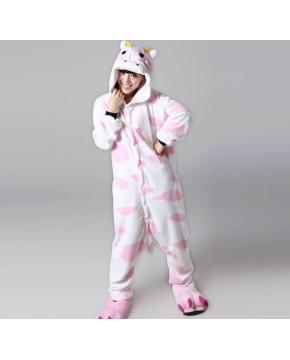 Anime Cow  HoodieS Mantle Onesie Pajamas...
