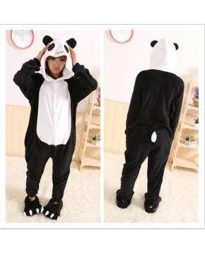 Panda HoodieS Mantle Onesie Pajamas Kigu...
