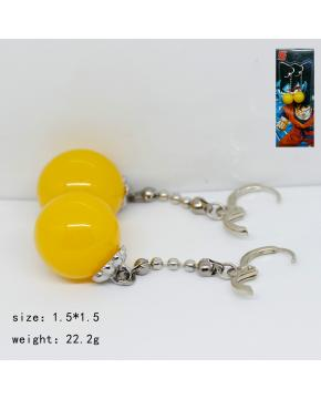 Dragon Ball Cos Earrings price for 5 pai...