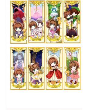 Card Captor Sakura PVC Bookmarks Price f...