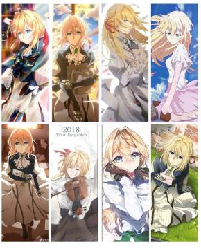 Violet Evergarden PVC Bookmarks Price fo...