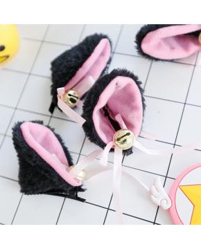 Anime Cat Ears Cos Prop Price for 5 pair...