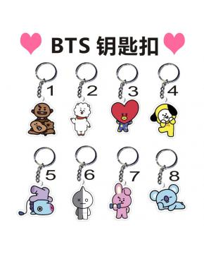 K-POP BTS Acrylic  Key Chains price for ...