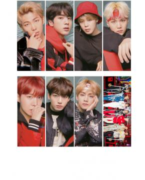 K-POP BTS Bookmarks price for 40 pcs a s...