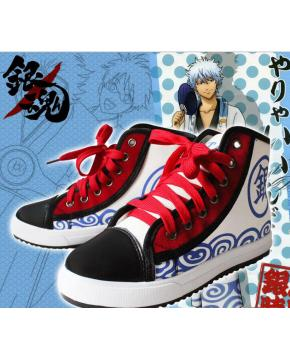 Gintama Shoes Skate shoes  size 36 37 38...