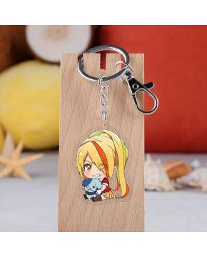 Zombie Land Saga Acrylic Key Chain price for 5 pcs 5.5cm 2834