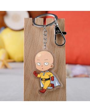 One Punch Man Acrylic Key Chain price for 5 pcs 5.5cm 3241