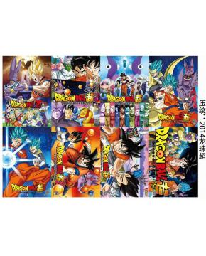 Dragon Ball Posters price for 5 sets 8 p...
