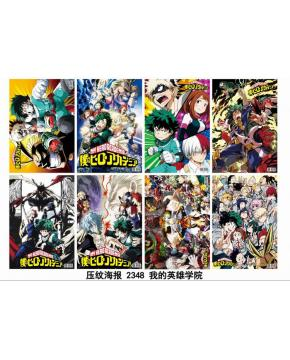 My Hero Academia Posters price for 5 set...