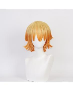 Demon Slayer Kimetsu no Yaiba Cos Wig Ag...