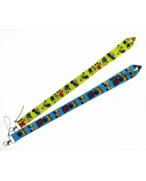 Minions Lanyard 92x2.5cm 13g price for 1...