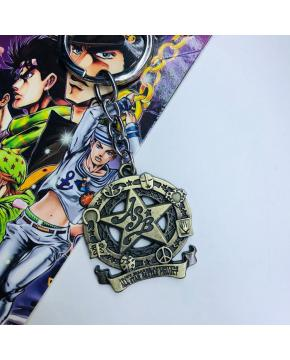 JoJo's Bizarre Adventure Key Chain 16.5X...