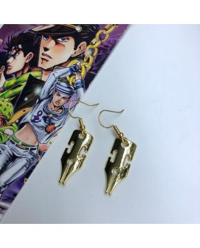 JoJo's Bizarre Adventure Earrings16.5X6....