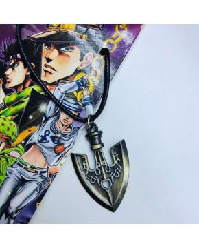 JoJo's Bizarre Adventure Necklace 16.5X6...