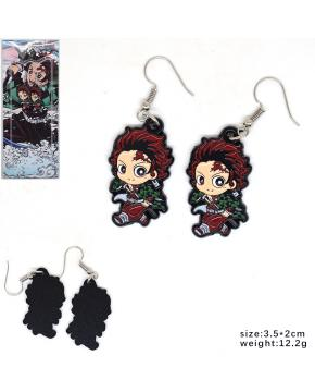 Demon Slayer Kimetsu no Yaiba Earrings B...