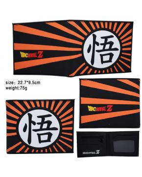 Dragon Ball Wallet PVC 22.7X9.5CM 75G
