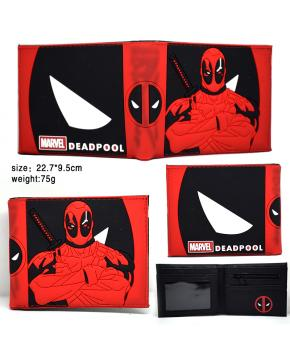 Marvel Comics Deadpool Wallet PVC 22.7X9...
