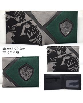 Legend of Zelda Wallet 9.5X23.5CM 83G