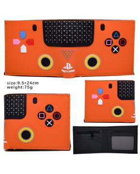 Nintendo pvc silicone wallet (red