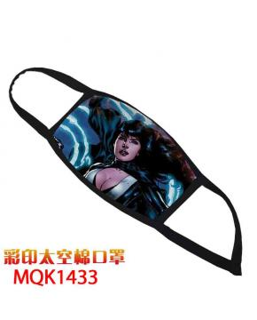DC Comics Masks price for 5 pcs MCK1433