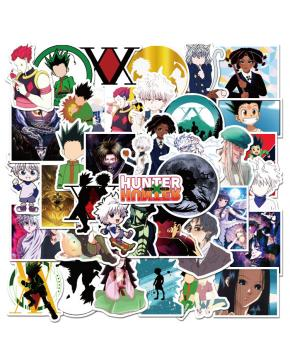 Hunter x Hunter Stickers price for 5 set...