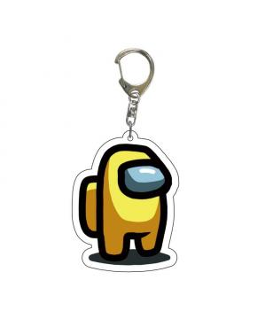 6401 Among Us Acrylic Key Chain price for 5 pcs 5.5cm