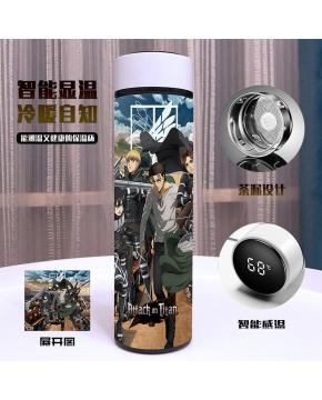Attack on Titan Cup Stainless Steel Vacu...