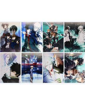 Psycho-Pass Posters price for 5 sets 8 p...
