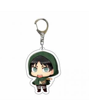 Attack on Titan Acrylic Key Chain price for 5 pcs 5.5cm 4418